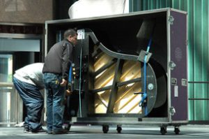 Moving a Piano